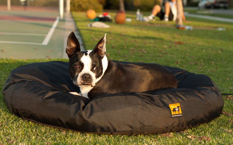 Tuff Round Dog Bed Duvet