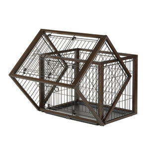 configurable puppy playpen nursing