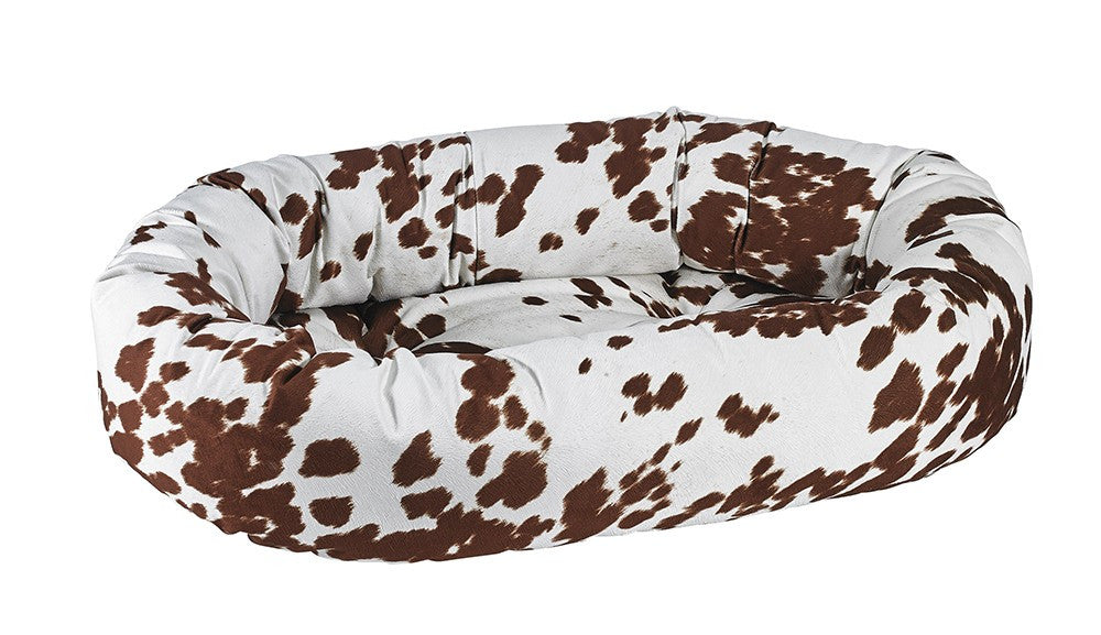 donut dog bed durango