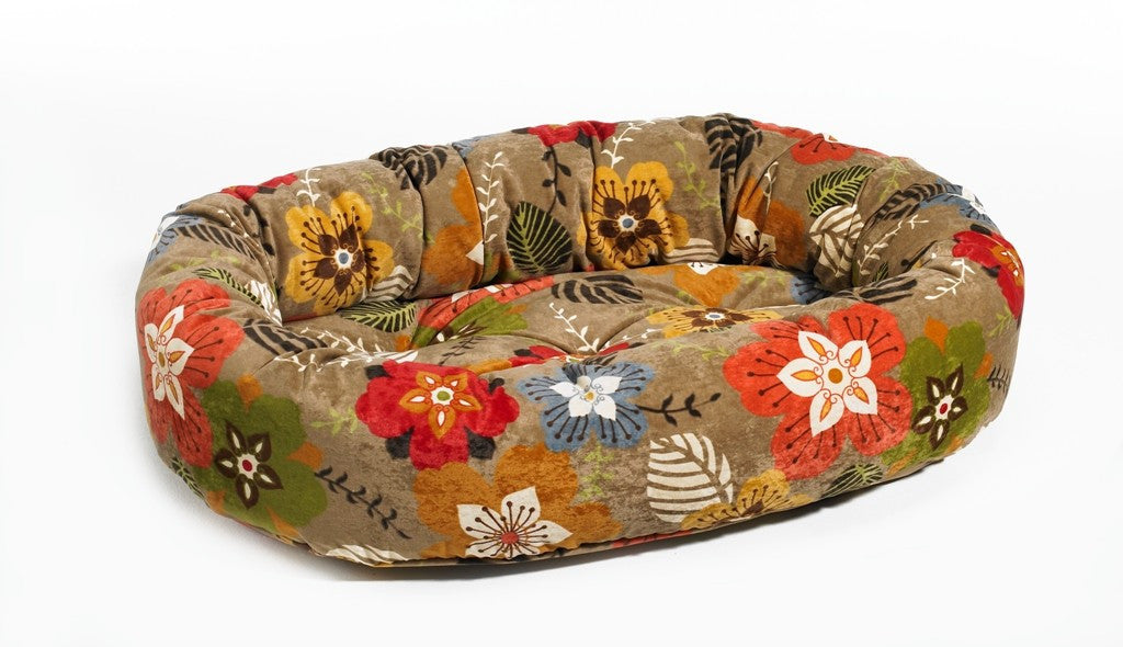 donut dog bed garden