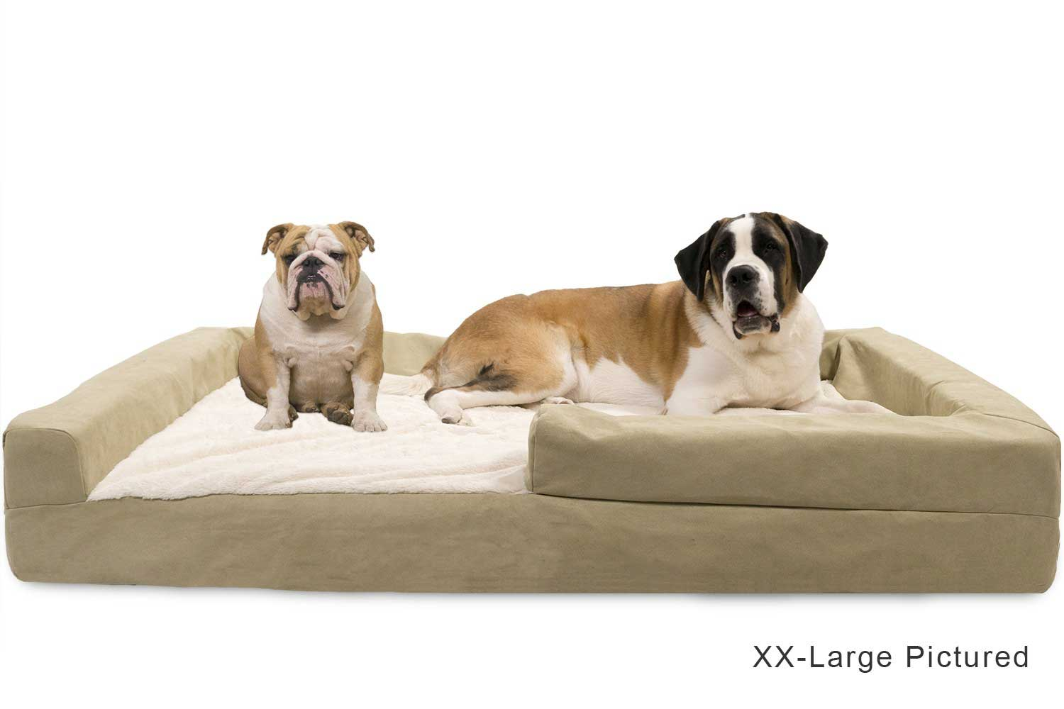 easy to clean dog bed