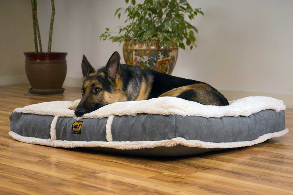 Faux Fur Rectangle Dog Bed Best Of Dog