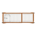 pressure mounted dog gate and freestanding dog gate