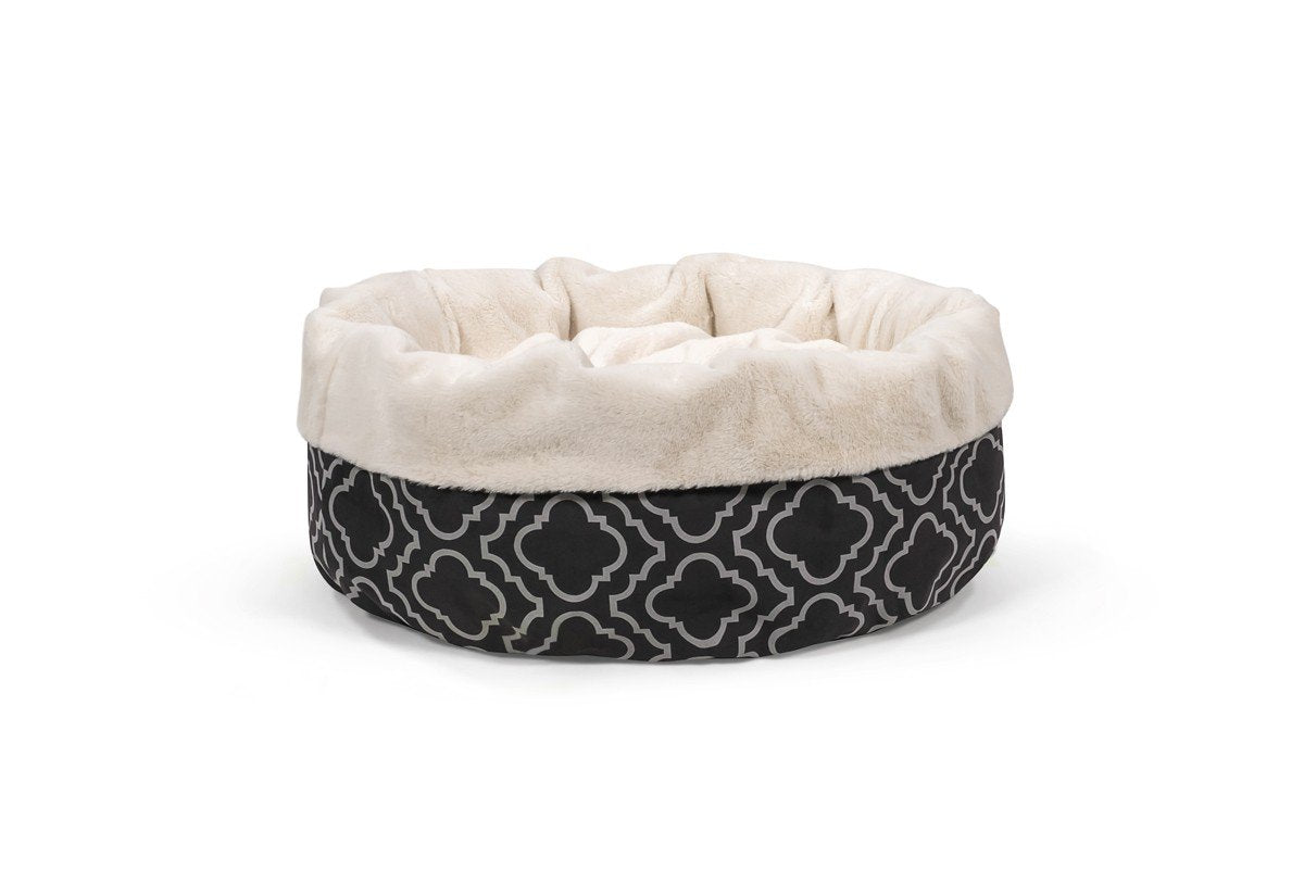 Designer Donut Dog Bed