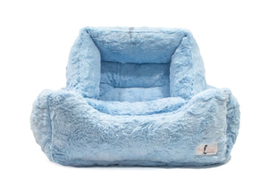 luxury soft dog bed baby color