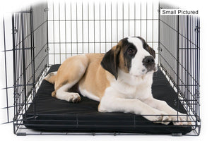 orthopedic dog crate bed pad