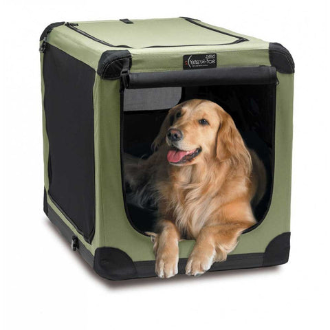 Portable Soft Dog Crate