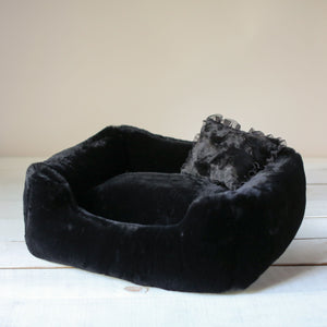 small dog luxury dog bed