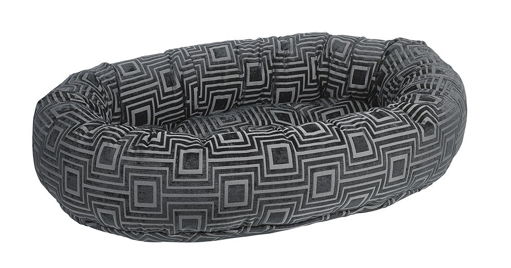 twilight donut dog bed