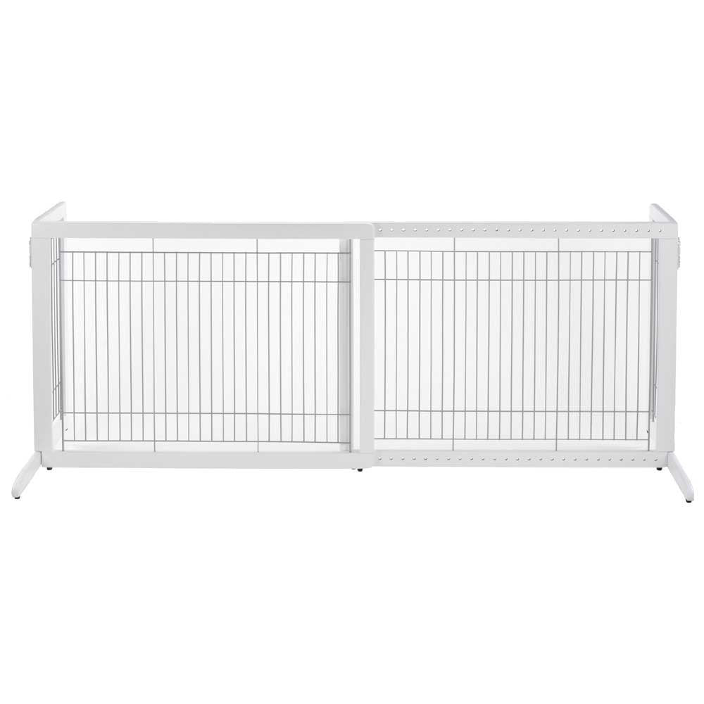 "Tall Freestanding Pet Gate 27.6"" Tall"