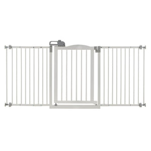 wide tall pet gate