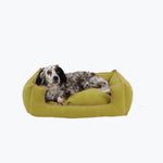 Willow Bolster Dog Bed