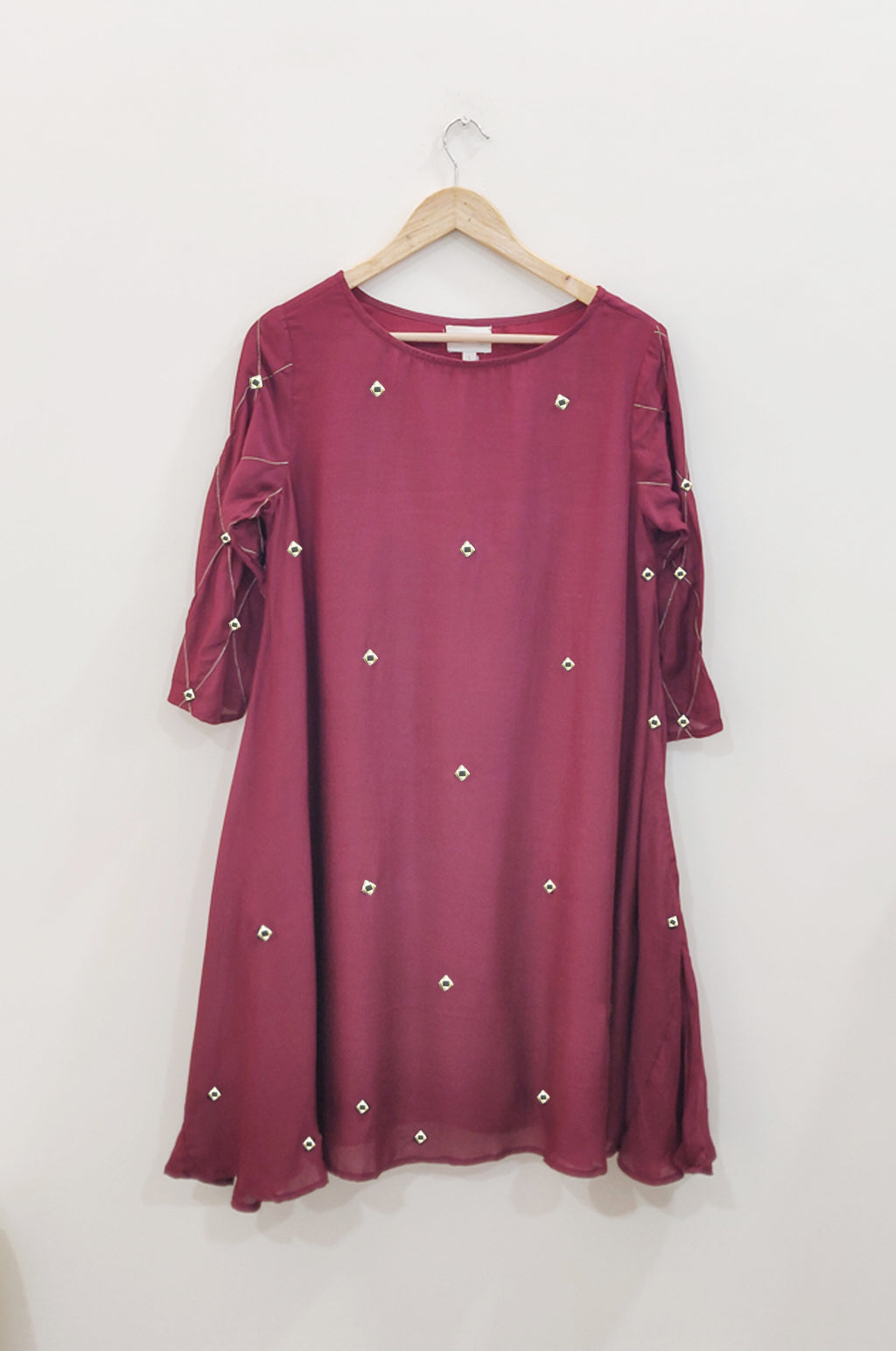 UMLOCHA SWING DRESS