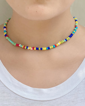 Bohemia Beaded Necklace
