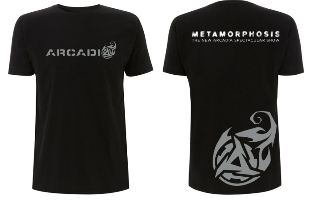 Arcadia Metamorphosis T-shirt