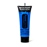 PaintGlow UV Paint Neon Blue 10ml