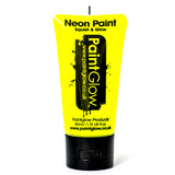 Large PaintGlow UV Paint Neon Yellow 50ml