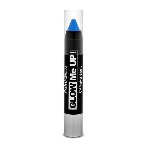 Paint Glow UV Neon Paint Sticks in Blue 3g