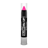 Paint Glow UV Neon Paint Sticks in Pink 3g
