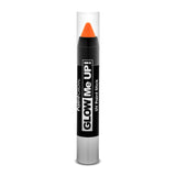 Paint Glow UV Neon Paint Sticks in Orange 3g