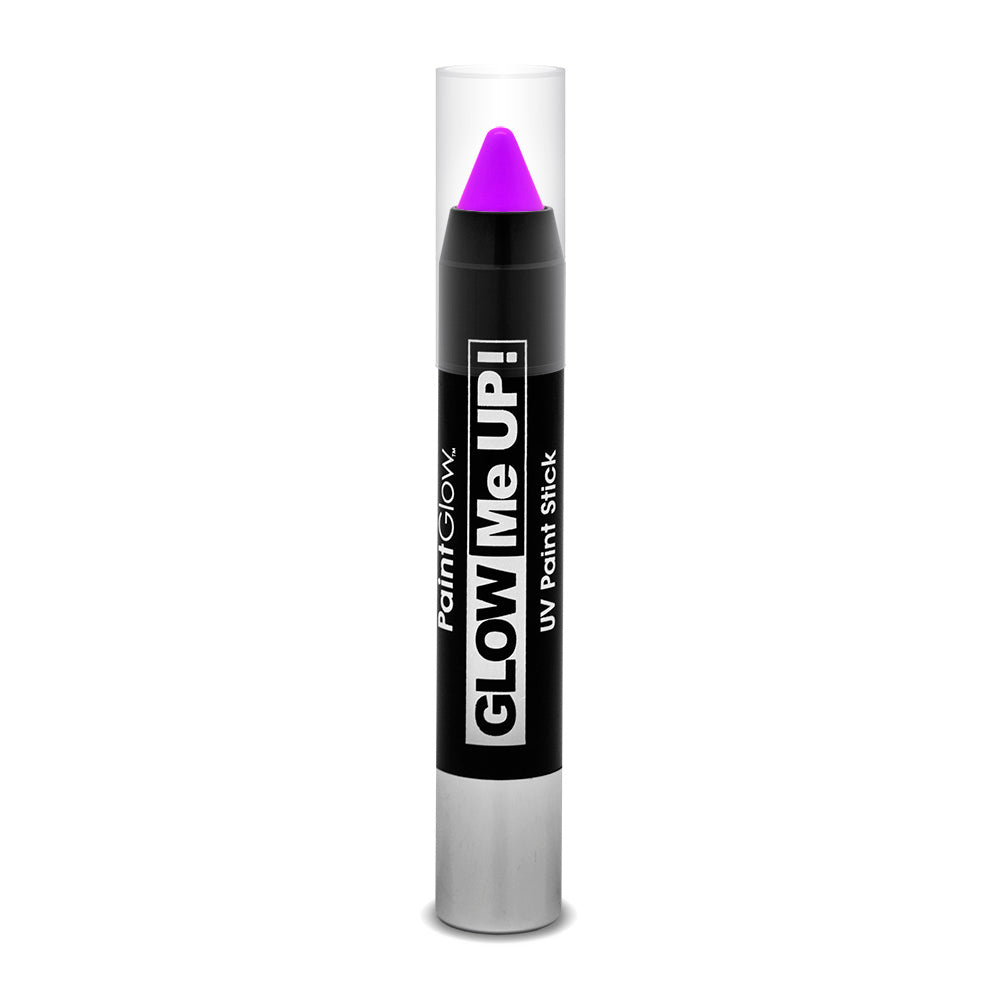 Paint Glow UV Neon Paint Sticks in Violet 3g