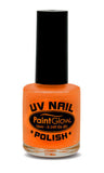 Paintglow UV Nail Polish Neon Orange 10ml