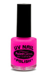 Paintglow UV Nail Polish Neon Pink 10ml