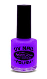 Paintglow UV Nail Polish Neon Violet 10ml