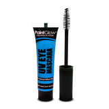 PaintGlow UV Neon Eye Mascara with Applicator Blue 15ml