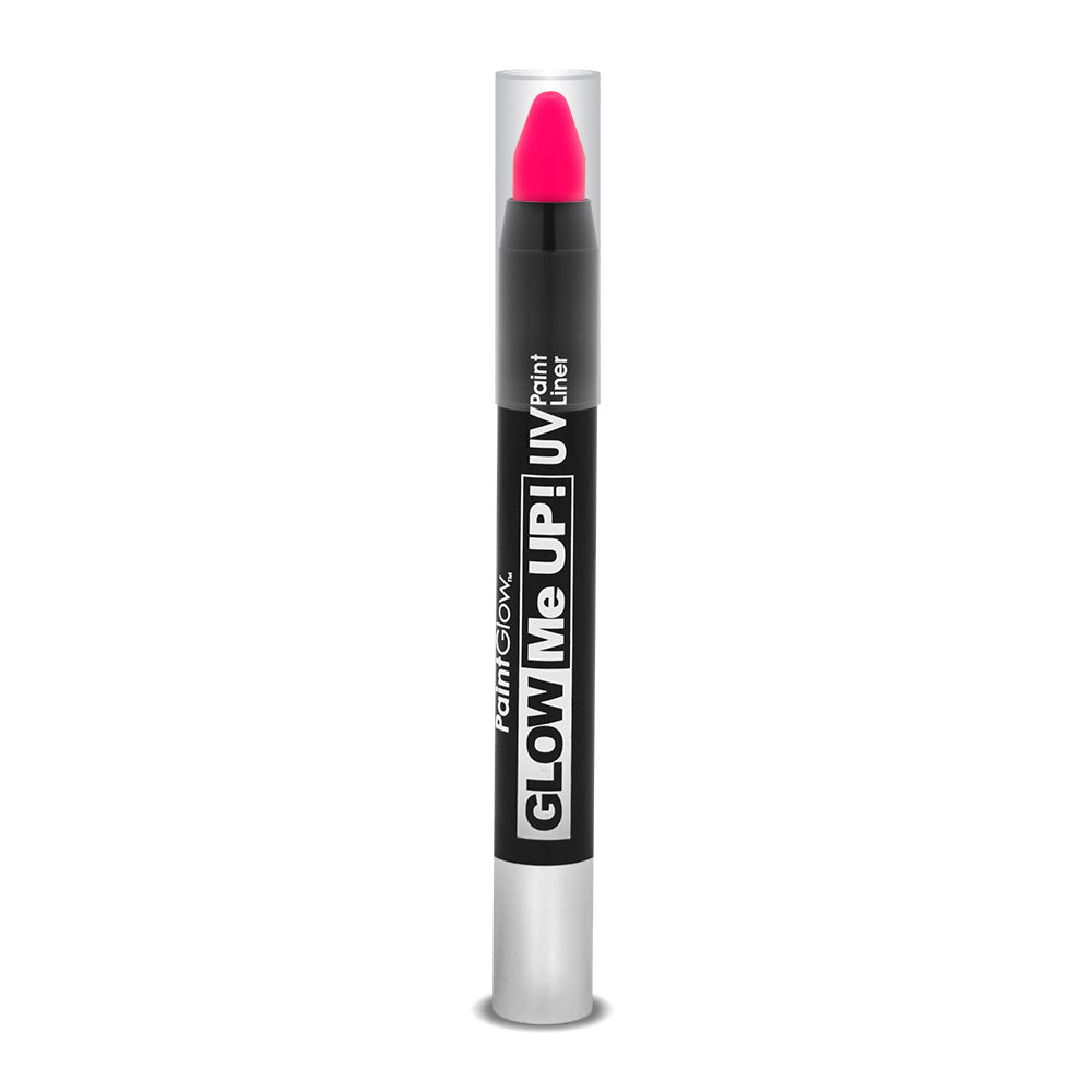 Paint Glow Neon HD Paint Liners in Magenta 2.5g