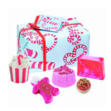Bomb Cosmetics Gift Set Candy Land 5pc