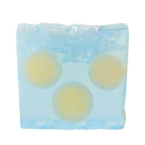 Bomb Cosmetics Snow Globe Soap Slice 100g