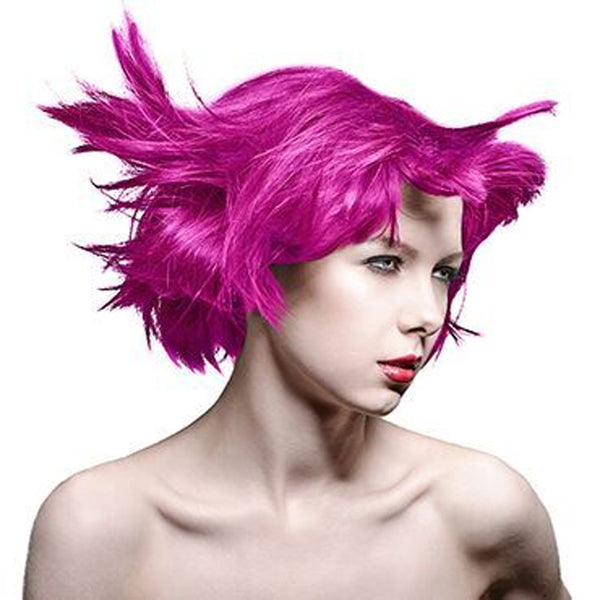 Manic Panic Amplified Semi Permanent Hair Color Cotton Candy Pink 118ml