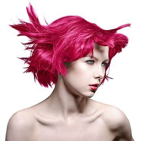 Manic Panic Amplified Semi Permanent Hair Color Hot Hot Pink 118ml