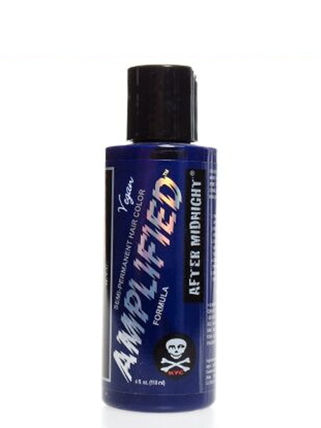Manic Panic Amplified Semi Permanent Hair Color After Midnight 118ml