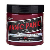 Manic Panic High Voltage Classic Cream Formula Hair Color Vampire Red 118ml