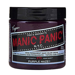 Manic Panic High Voltage Classic Cream Formula Hair Color Purple Haze 118ml