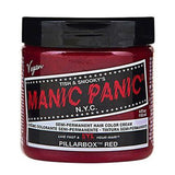 Manic Panic High Voltage Classic Cream Formula Hair Color Pillarbox Red 118ml