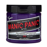 Manic Panic High Voltage Classic Cream Formula Hair Color Lie Locks 118ml