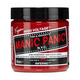 Manic Panic High Voltage Classic Cream Formula Hair Color Inferno 118ml