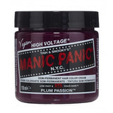 Manic Panic High Voltage Classic Cream Formula Hair Color Plum Passion  118ml