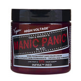 Manic Panic High Voltage Classic Cream Formula Hair Color Infra Red 118ml