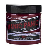 Manic Panic High Voltage Classic Cream Formula Hair Color Rock 'N' Roll Red 118ml