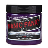 Manic Panic High Voltage Classic Cream Formula Hair Color Ultra Violet 118ml