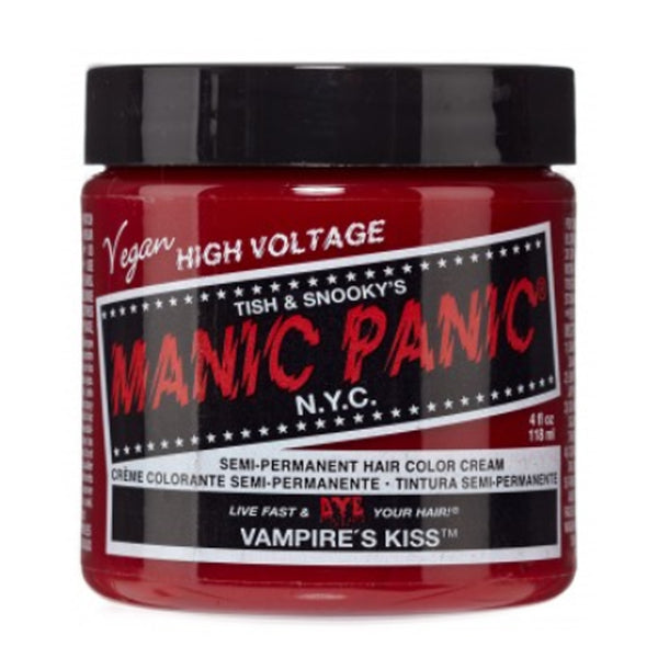 Manic Panic High Voltage Classic Cream Formula Hair Color Vampire's Kiss 118ml
