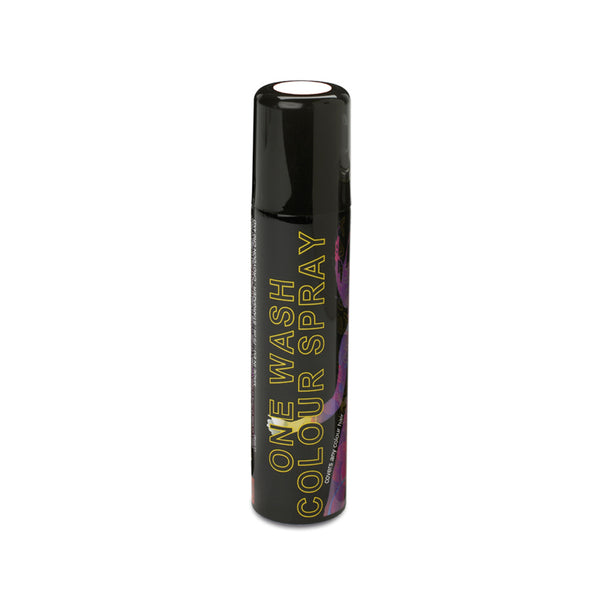 Stargazer Colour Hair Spray One Wash Temporary Colour White 75ml