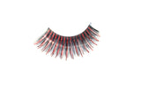 Stargazer False Eyelashes No.05 Black and Red Foil