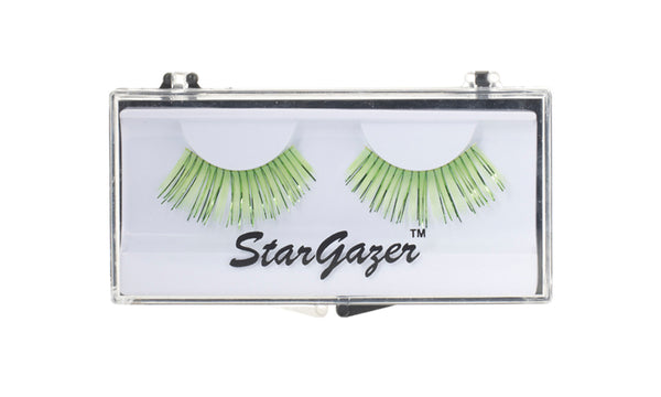 Stargazer False Eyelashes No.07 Green Foil