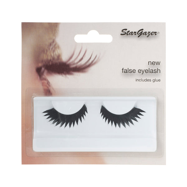 Stargazer False Feather Eyelashes No.52  Jagged Edge