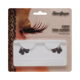 Stargazer Paper False Eyelashes Black Rose